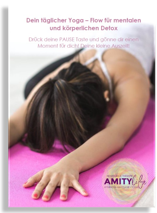 eBook - dein Yoga Detox Flow